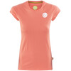 Edelrid Highball t-shirt Dames oranje